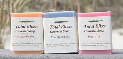 Total Bliss Gourmet Soap